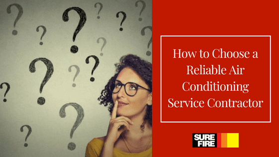 How to Choose a Reliable Air Conditioning Service Contractor