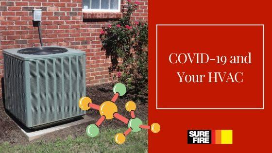 Covid 19 HVAC Wisconsin
