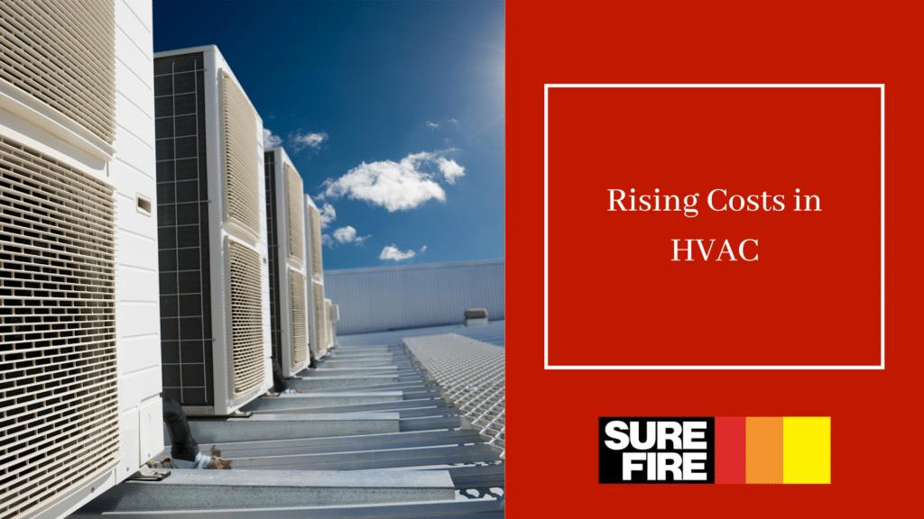 rising costs in HVAC